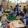"""Activitatea """"Construim orase"""" realizata cu elevii clasei a II-a A – Prof.inv.primar Dragomir Florentina"""